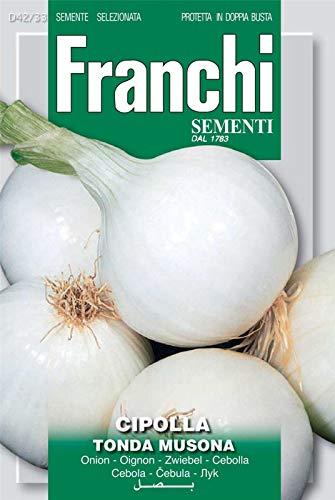 Portal Cool Franchi Seeds Of Italien - Zwiebel - Tonda Musona - Seeds