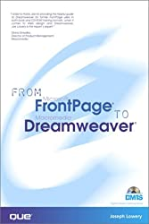 From FrontPage to Dreamweaver (With CD-ROM)