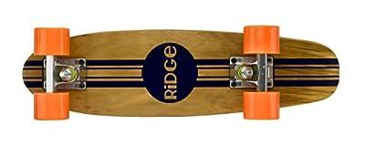 Ridge Retro Skateboard Mini Cruiser