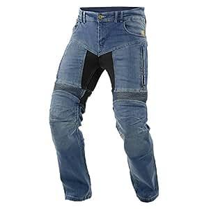 Trilobite Motorrad Herren Jeans Parado, blau Größe : 30
