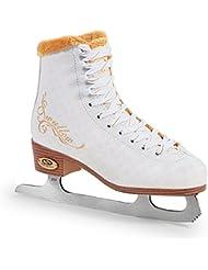 SMJ Sport–Patines de patinaje sobre hielo Swallow, todo el año, color multicolor, tamaño 36