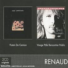 Coffret 2 CD : Visage Pâle / Putain de camion