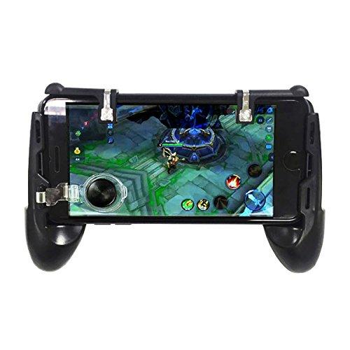 Rishil World Gaming Joystick Mobile Phone Gamepad Holder Shooter for PUBG Fortnite