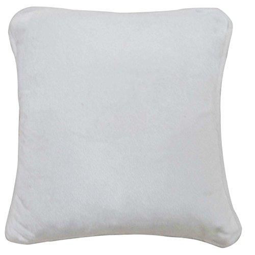 Classy Kissenbezug Handgefertigte White Velvet Designer Kissen Fall 12