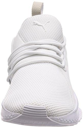 Puma Unisex Runningschuhe Tsugi Apex Sneaker Weiß (Puma White)