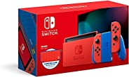 Nintendo Switch Console (Mario Red & Blue Edition) - UAE Ver