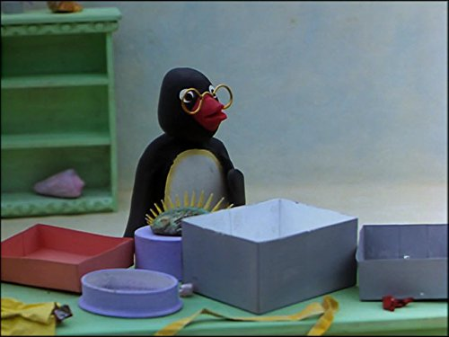 pingu-and-the-packaging-material