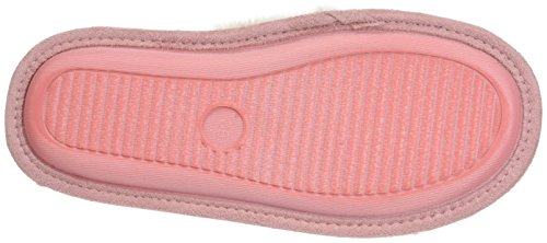 Tom Tailor Ladies 3793801 Pantofole Rosa (rosa)