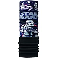 Buff First Order Junior Star Wars Tubular Polar, Unisex Adulto, Negro, Talla Única