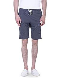John Caballo Men's Shorts-Grey