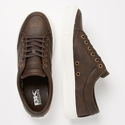 British Knights CESCO UOMINI BASSA SNEAKERS Marrone