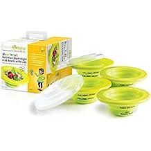 Miglior Aiuto Per il bambino–SHOW N 'tell Nutrition start-right ciotola da Precise porzioni–Set di 4ciotole–Kid (Chinese Buffet Cabinet)