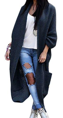 damen-strickjacke-pullover-pulli-jacke-oversize-boho-s-m-l-xl-629-graphite