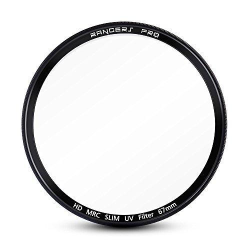 Rangers HD Ultradünnes WMC 67mm UV-Filter