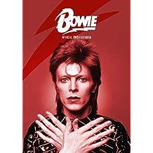 David Bowie Official 2019 Calendar - A3 Wall Calendar Format