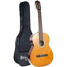 Strong Wind Guitarra clásica acústica 4/4 tamaño ...