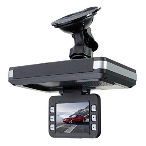 Türkei Driving Recorder Dash Cam mit TFT 5,1cm LCD Display 2in 1MFP 5MP Auto DVR Recorder + Radar Speed Detektor Traffic Alert in Englisch nicht mehr Speeding Tickets Alert-dvr