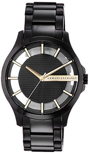 Armani Exchange Chronograph Black Dial Men's Watch-AX2192I