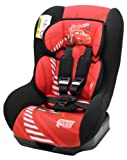 Osann Kinderautositz Safety Plus NT Disney Cars Lightning Mc Queen rot
