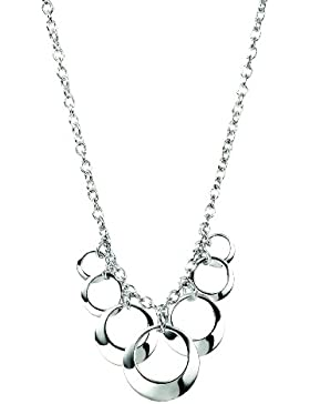 Elements Damen-Halsband 925 Sterling Silber silber N2932