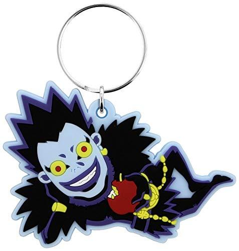 Death Note Schlüsselanhänger Ryuk schwarz (Death Note-ring)