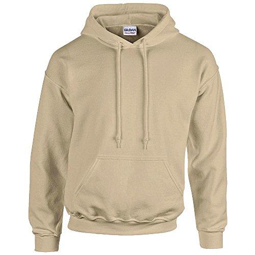gildan-heavy-blend-erwachsenen-kapuzen-sweatshirt-18500-sand-s