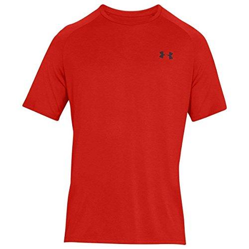 Under Armour Herren UA Tech 2.0 Short Sleeve Tee atmungsaktives Sportshirt, kurzärmliges und schnelltrocknendes…