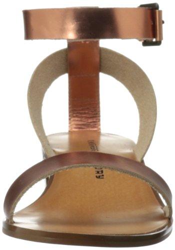 Chinese Laundry Tahiti Leder Sandale Soft Copper