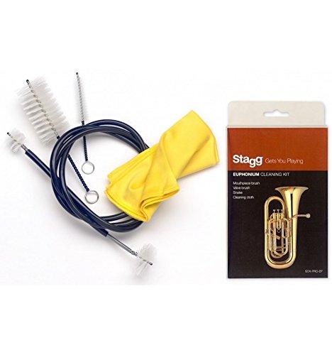 Reinigungsset für Euphonium, Sousaphone, Tuba u.a.