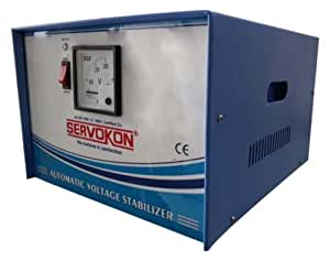 Servokon 5.0 KVA 140-280V Automatic Voltage Stabilizer