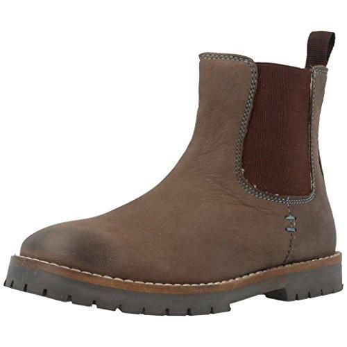Gioseppo Boy 's Carpaccio Stiefel aus Leder mit Reißverschluss, schokolade braun, Stil 28099, braun - braun - Größe: Kinder 28 EU (Schokolade Boot Kids)