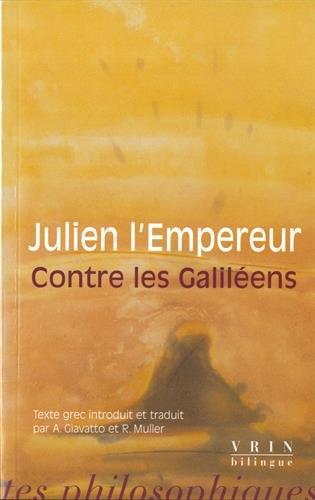 Contre les Galiléens