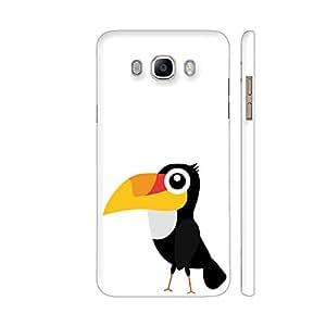 Colorpur Toucan Bird Artwork On Samsung Galaxy On8 Cover (Designer Mobile Back Case) | Artist: Torben