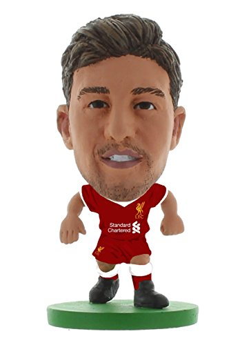 SoccerStarz SOC740 Liverpool Adam Lallana 2018 Version Home Kit Figures