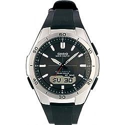 Casio Reloj Analógico/Digital de Cuarzo para Hombre con Correa de Resina – WVA-M640-1AER