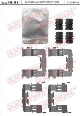 Baoblaze 4X Disque Frein Plaquettes Accessoires de freinage V/élo VTT