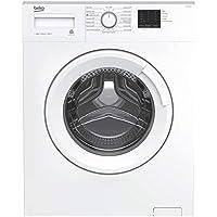 Beko WTX51021W, Lavatrice Slim, Carica Frontale per 5 kg, 1000Giri/Min, A ++, Bianco, Senza installazione