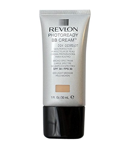 Revlon Photo Ready BB Cream Skin Perfector SPF 30 Light /Medium, 30 ml