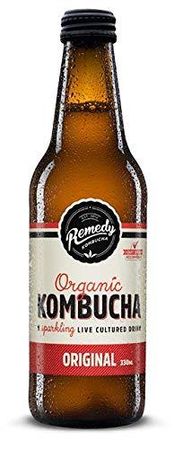 Remedy Kombucha Original 12 x 330ml