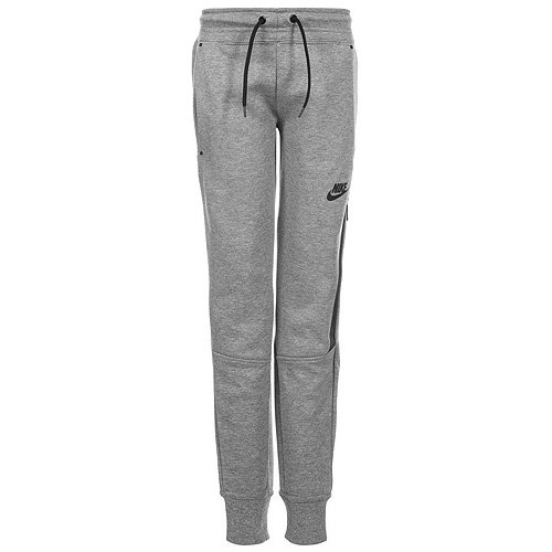 Nike Mädchen Tech Fleece Pant Yth Hosen, Grau, M (Yth Pant Fleece)