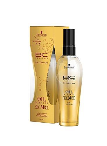 Schwarzkopf BC Oil Mist Valentine Brume de Soin pour Cheveux Fins 100 ml