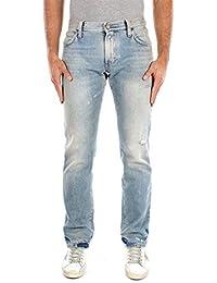 G4B0TPG8N96S9001 Dolce&Gabbana Jeans Homme Coton Bleu