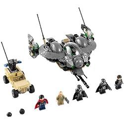 LEGO Super Heroes - Superman: Battle of Smallville, pack de figuras de acción (LEGO 76003)