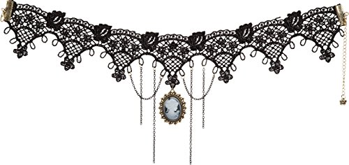 Halsband Barock Dame