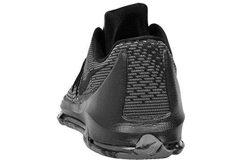 Nike Herren KD 8 Basketballschuhe, Talla Schwarz / Grau (Schwarz / Schwarz-Dunkelgrau Grau-Cl)