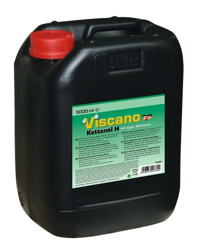 Kerbl 29864 Viscano Sägekettenöl H 20 Liter, mineralisch