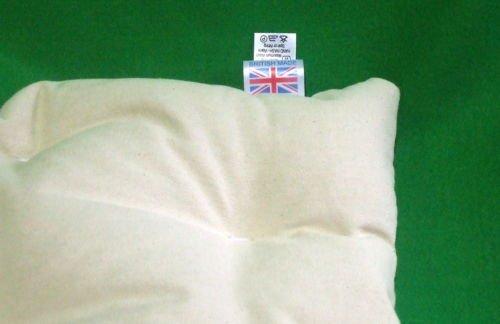 PERFECT PILLOW LTD - ORGANIC BUCKWHEAT HUSK MATTRESS 180 X 90 CM,NATURAL BREATHABLE,COMFORT,VALUE,