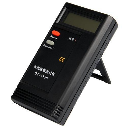 EMF Geigerzähler Strahlungsmessgerät Messgerät Strahlenmeßgerät für Haushaltsgeräte, Büro, Computer-Raum, Control Room, Kabel, Stromleitungen, Monitore, usw.