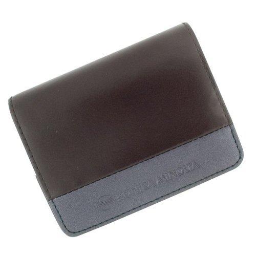 Minolta Konica Deluxe Ledertasche für DiMAGE-X Serie (7600-0000-3167) Serie Ledertasche
