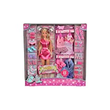 Simba Barbie Steffi Love Mega Fashion, 105736015